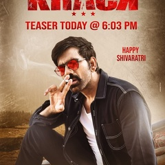 Ravi Teja's Krack Movie New Posters