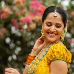 Anasuya Bharadwaj Traditional Photoshoot