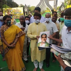 NBK And His Family Pays Tribute To NTR