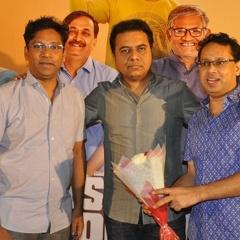 KTR Attended Pressure Cooker Movie success meet