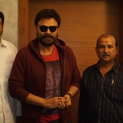 Venkatesh Launches Jai Sena Movie trailer