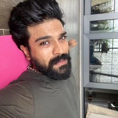 Ram Charan Workout Photos