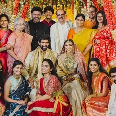 Rana Daggubati – Miheeka's Wedding Album