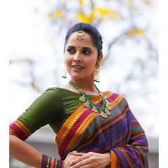 Anasuya Bharadwaj Stills in Saree