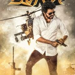 First Look: Thalapathy Vijay's 'Beast'