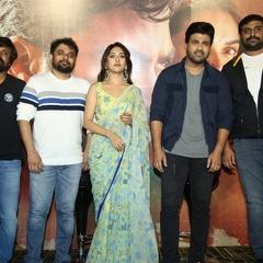 Maha Samudram Trailer Launch Albums